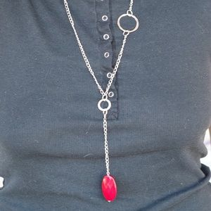 Circle Y Necklace